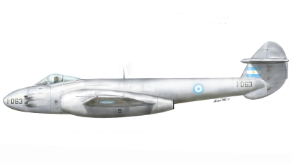 5 Gloster Meteor I 63